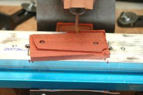 Making Custom Handgun Grips