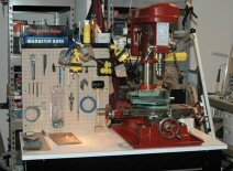 Setting Up And Using A Bench Top Drill Mill For Firearms