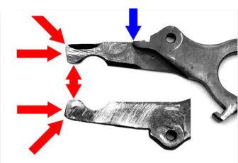 Marlin 336 Finger Lever Plunger Pin